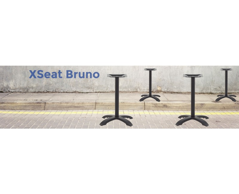 XSeat Tafelpoot Bruno