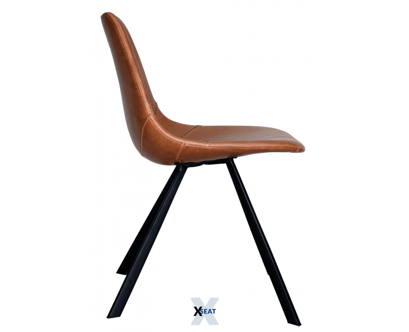 XSeat Elne Cognac Brown
